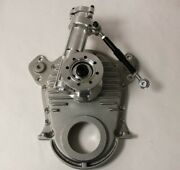 Bb Chevy  Race Timing Cover With Distributor Or Magneto Drive Enderle-rcd