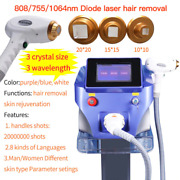 Diode Laser Hair Portable Machine Ce Certified High Power