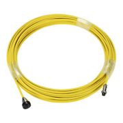 Inspection Cord Tube For Wf92 Lcd Drain Pipe Pipeline Inspection System Yellow
