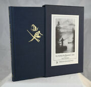 Fly Fishing The Mountain Lakes Deluxe Boxed Signed By Lafontaine Gary