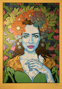 Chuck Sperry Primavera Art Print Poster Gold Variant Sold Out