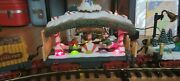 Candy Dancer Car New Bright Holiday Express Animated Train 384