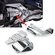 Pair Chrome Engine Decorative Covers For Honda Gold Wing Gl1800 2018-2021