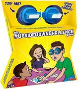 New The Upside Down Challenge Game For Kids And Family With Upside Down Goggles