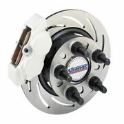 Strange Engineering B4597wc2 Disc Brakes Lightweight Front Manual Slotted New