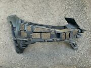 Mercedes W205 C-class Intake Mount Bumper Front Right A2058850665