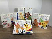 Baby Einstein Bundle Lot Of 8 Vhs Tapes