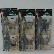 N2 Toys Mad Max 2 The Road Warrior Mel Gibson/wez/humangas 6pcs Complete Signed