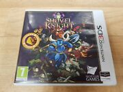 Shovel Knight 3ds Nintendo Very Good Condition Full Working