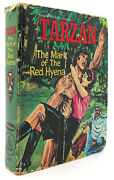 Edgar Rice Burroughs Tarzan The Mark Of The Red Hyena Authorized Edition Early