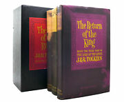 J. R. R. Tolkien The Lord Of The Rings The Fellowship Of The Ring The Two Tower