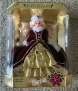 Mint Condition 1996 Happy Holidays Special Edition Barbie