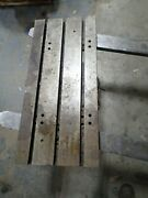 35.5 X 16 Steel Weld T-slotted Table Cast Iron Layout Plate Jig 3 Slot