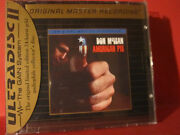 Mfsl-udcd 728 Don Mclean American Pie Mfsl-gold-cd/usa/factory Sealed
