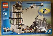 Lego 7237 City Police Station, Brand New And Sealed