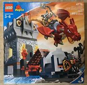 Lego Duplo 4776 Dragon Tower, Brand New And Sealed, Ultra Rare