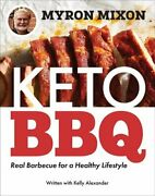 Myron Mixon Keto Bbq Real Barbecue For A Healthy Lifestyle 9781419751189