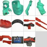 U Pick Hot Wheels Road Wars Liberty Base Statue Playset Replacement Parts Pieces