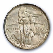1937 D 50c Oregon Trail Commemorative Half Dollar Pcgs Ms 67 Cac Approved