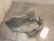 1993 Honda Trx 300 Ex Foot Peg Right And Left Right Heel Guard Only 6473