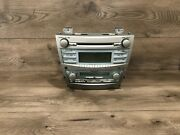 07_09 Toyota Camry Jbl Front Stereo Cd Player Radio Mp3 Climate Control Oem