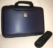 Rare Miele Swiss Tablet Ipad Laptop Hard Case Carry On Excellent Condition
