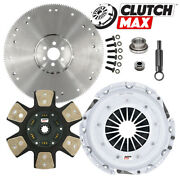 Stage 4 Clutch Kit And Flywheel For 1983-1993 Ford Bronco F100 F150 F250 F350 4.9l