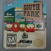 South Park Nintendo 64 N64 Authentic Video Game Cart Only Mature Shooter 1995