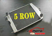 5 Row For Ford 2n/8n/9n Tractor With Ford 305 V8 Engine Aluminum Radiator