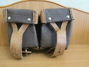 Canvas Pouch For Mosin Rifle Soviet Union 1965