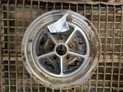 Steel Wheel 14x6 Chrome Rally Fits 65-72 Buick Special 713402