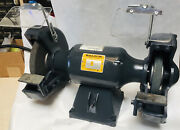 Baldor 1021w 10 Bench Grinder 1-1/2 Hp 1800 Rpm 3 Phase