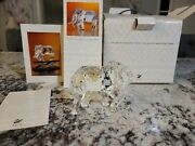 Crystal Scs Elephant Inspiration Africa 1993 Edition In Box