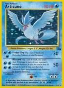 Pokemon Company Internationa Pokemon Fossi Articuno 2 Hr 2 1st Ed Ho Vg