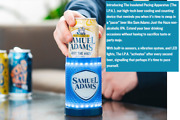 🔥 Samuel Adams Limited Ed Beer Insulated Pacing Apparatus Ipa, Promo New 🔥