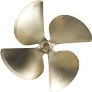 4-blade 13.25 X 16 Lh 1-1/8 Bore 0.105 Cup - Acme Propellers