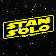 Au Choix Stan Solo Star Wars Reproduction Custom Style Vintage Action Figurines