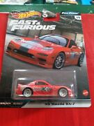 Premium Hot Wheels Fast And Furious Hws Lot Of 12