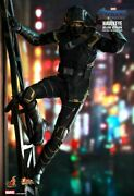 Hot Toys Avengers Endgame Hawkeye Ronin Deluxe Version 1/6 Scale Action Figu...