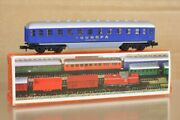 Arnold 0343 3413 N Scale Db Blue Touropa Express Coach Mint Boxed Np