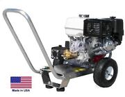 Pressure Washer Portable - Cold Water - 3 Gpm - 3200 Psi - 8.5 Hp Honda Eng Ar