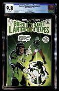 Planet Of The Apes/green Lantern 3 Green Lantern 76 Cover Homage Cgc 9.8