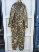 British Army Issue Mtp Multicam Afv Overalls/tank Suit Many Sizes Super Grade