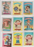 Huge Collection Of Vintage Garbage Pail Kids Cards. 1985 And 1986. 215 Total Cards