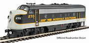 Walthers 19955 Emd F7 A - Esu Sound And Dcc Norfolk Southern 271 Tuxedo Black