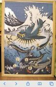 Moomin Valley Jigsaw Puzzle Sea Orchestra 1000 Pcs Out Of Print Super Rare F/s