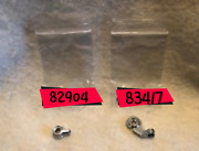1- Nos Mitchell Reel Parts- Bail Mounts For 308a 82904 + 83417