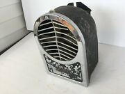 Rare Accessory Chevrolet Heater 1920and039s And 1930and039s With Chevrolet Bowtie Emblem