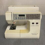 New Home Memory Craft 7000 Computerized Sewing Machine Parts,not Working