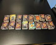 Marvel Overpower Tcg/ccg Vintage Lot 1550+ Cards And Fleer X-men Cards